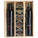 Corporate Gifts: Premium Hampers and Wine