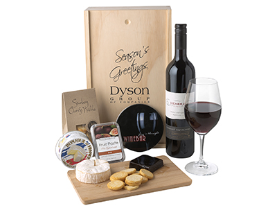 Corporate Gift: Hampers