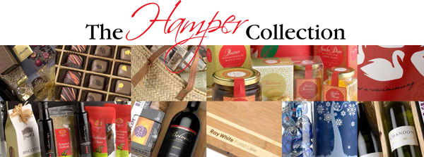 Corporate Gift: Premium Hampers